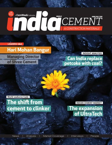India Cement and Construction Materials journal (ICCM) 42 by