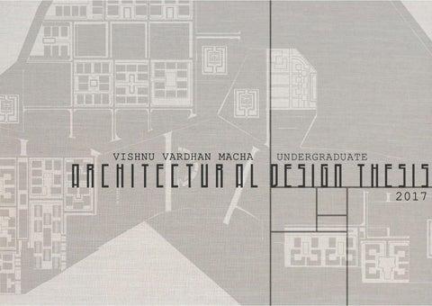 model village development, Aihole