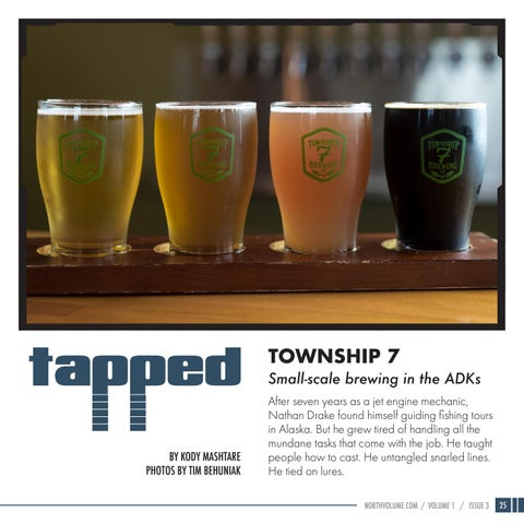 Page 25 of TAPPED - Township 7, Small-scale brewing in the ADK's