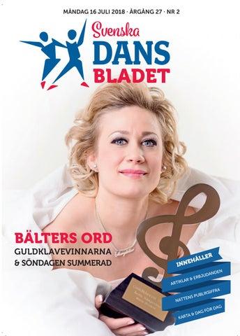Dansbladet - Dansbandveckan