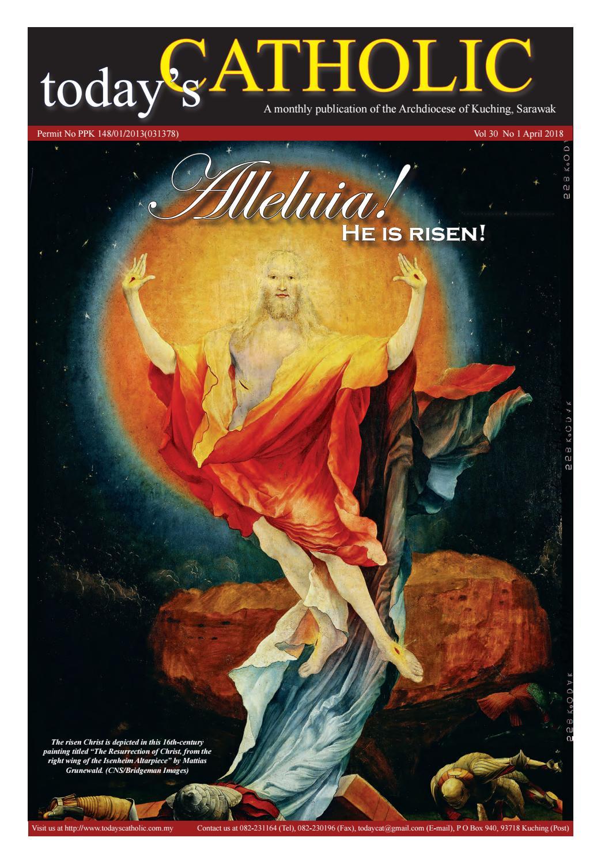 Today S Catholic Vol 30 No 1 April 2018 By Todays Catholic