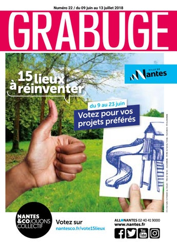 Grabuge Nantes 22juin 2018by Grabuge Mag issuu srQthdCx