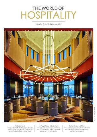 The World of Hospitality - Issue 28 2018 by The World Of Hospitality