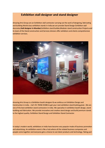 Exhibition Stand Design Decor : Exhibition stand design the image group manchester