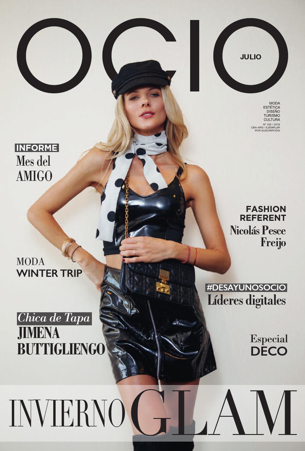 OCIO julio 2018 by Revista Ocio - issuu