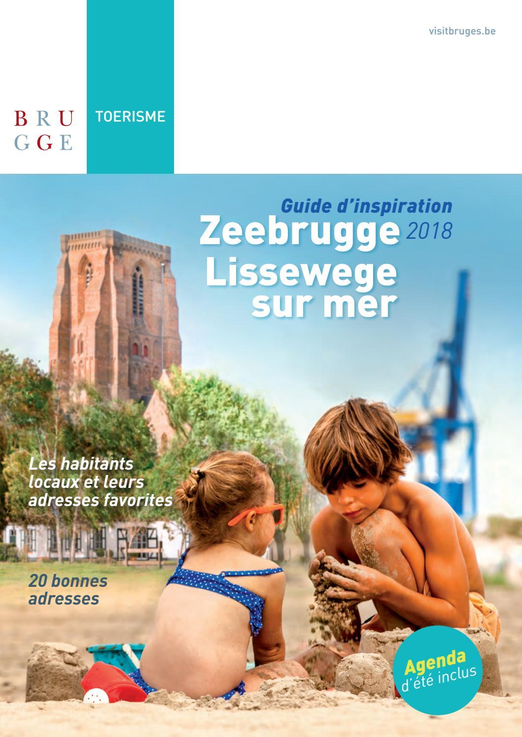 Lissewege Sur Mer By 2018 Westtoer Issuu Zeebrugge BQreExCdoW