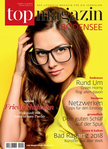 Top Magazin Bodensee Sommer 2018 by Top Magazin - issuu