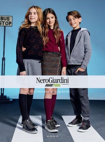 pretty nice de6d0 e558a Catalogo Junior Autunno Inverno 2018-2019 by NeroGiardini ...