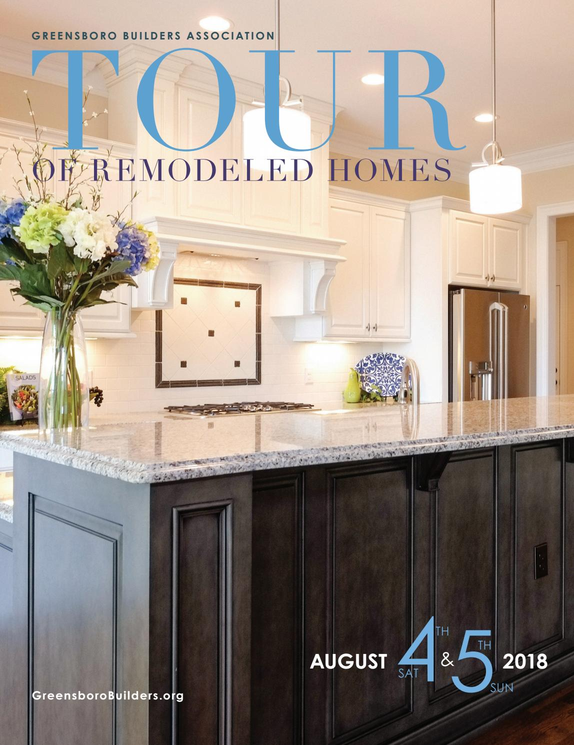 2018 Tour Of Remodeled Homes By Greensboro Builders Association Issuu