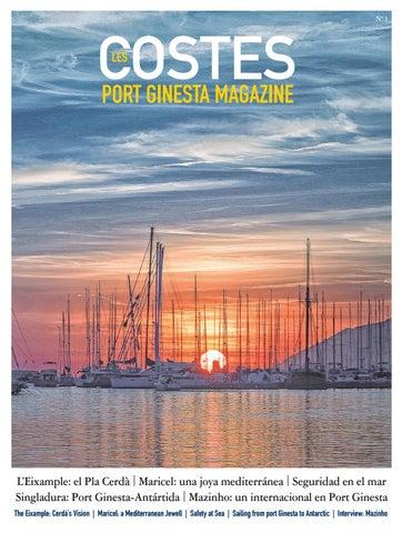 Les Costes Nº 3 By Nautica Y Yates Magazine Issuu
