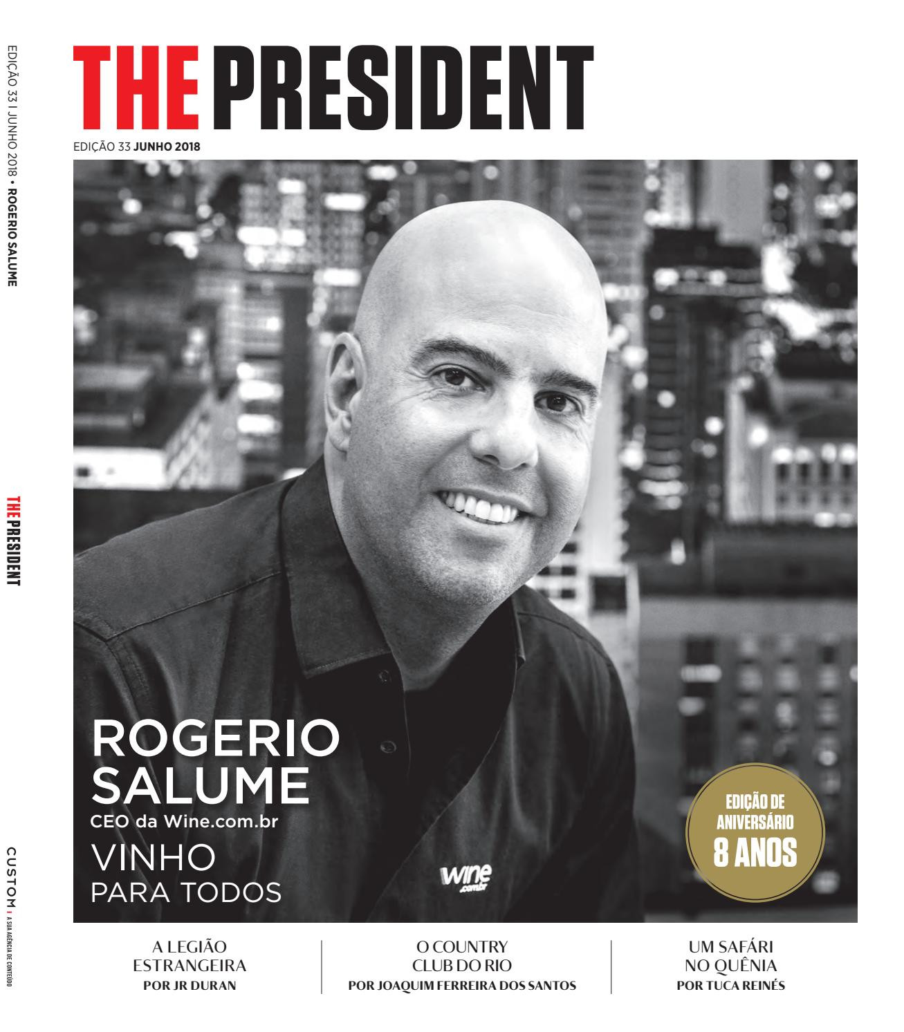 The President  33 by The President - issuu de08c82945c