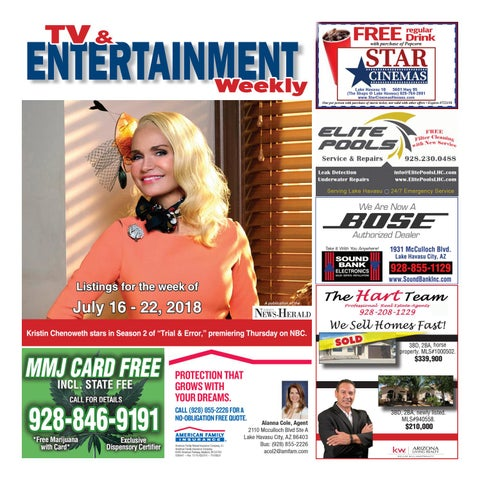 TV Guide 7-16 thru 22 by Wick Communications - issuu