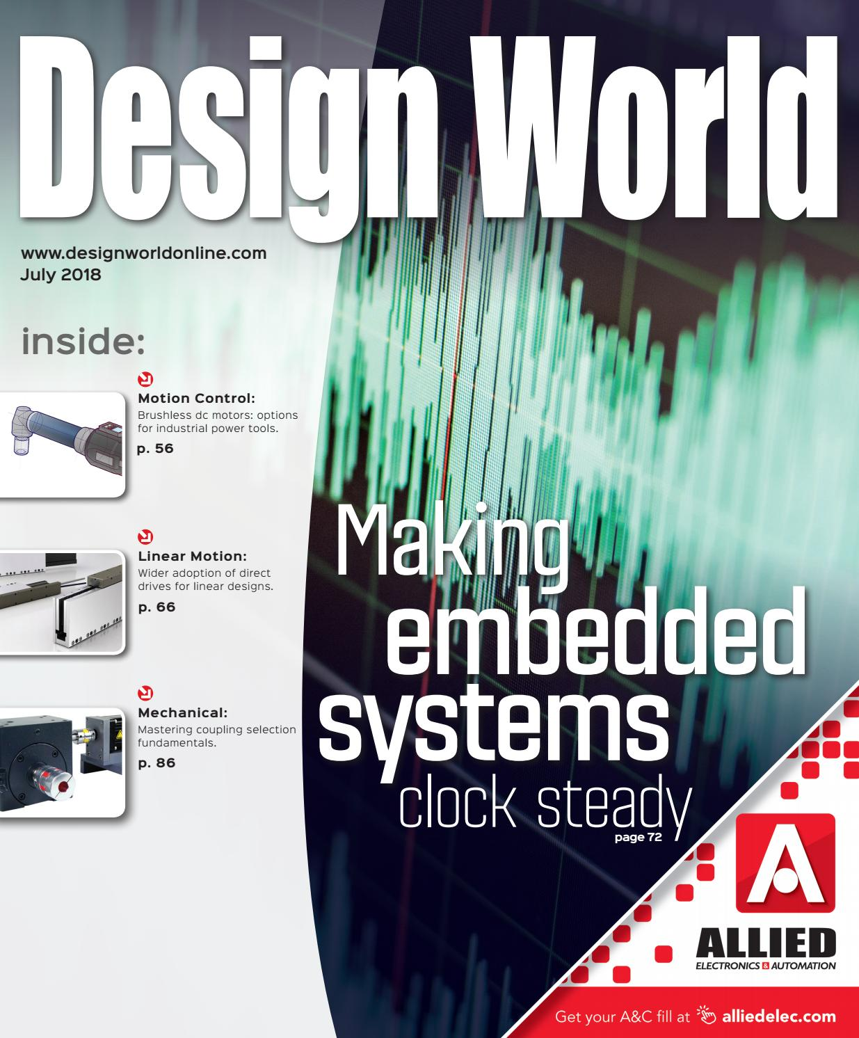 Design World July 2018 By Wtwh Media Llc Issuu Color Code Furthermore 4 Way Switches As Well Vfd Control Circuit