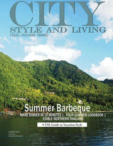 Summer 2018 by City Style and Living issuu