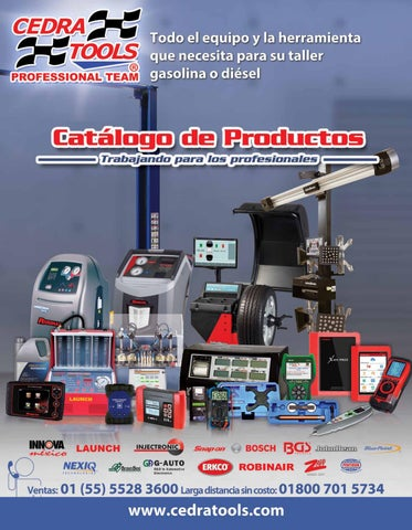 Catalogo De Productos Cedratools 2018 By Cedratools Issuu