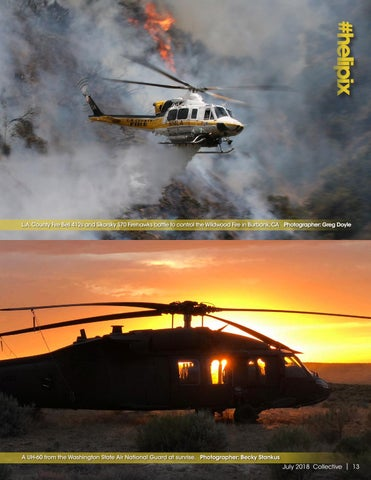 Page 13 of Collective Magazine July 2018 Helipix