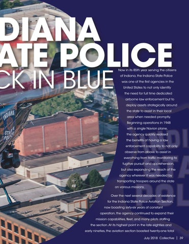 Page 39 of Indiana State Police - Back in Blue