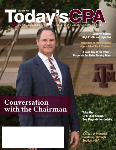 Today S Cpa Jul Aug 2018 By Ambizmedia Issuu