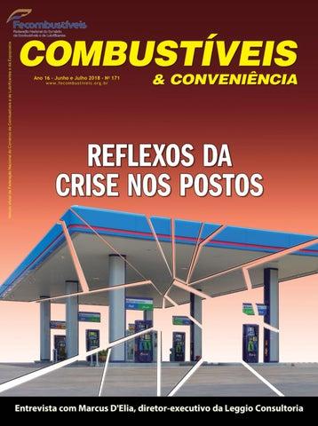 2c3729471fd06 Revista Combustíveis   Conveniência - Ed. 171 by Fecombustíveis - issuu