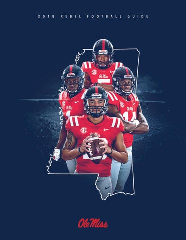85b68dce91b 2018 Ole Miss Football Guide by Ole Miss Athletics - issuu