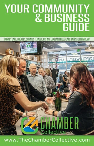 Chamber Collective 2018 Community and Business Guide
