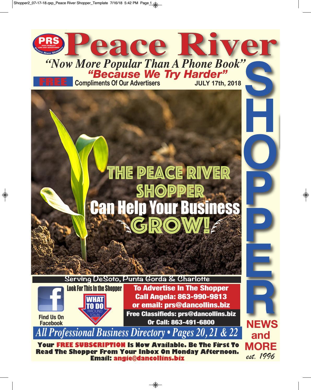 hookup Peace River