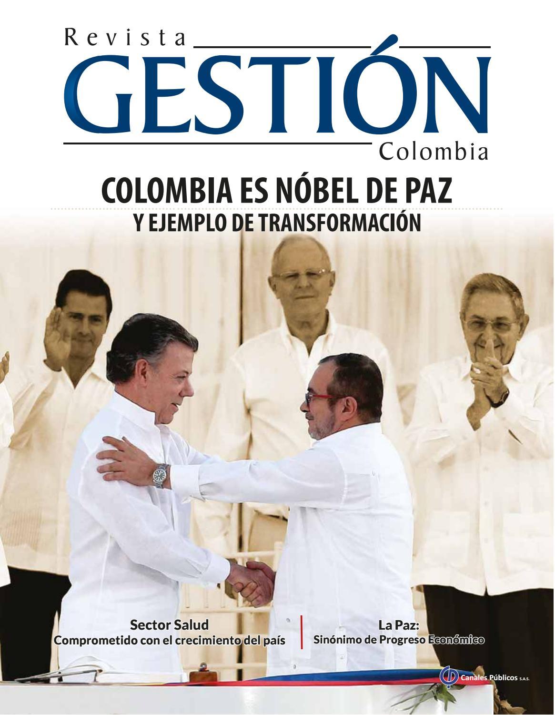 c7e7bbc64043 Gestión desarrollo sostenible Colombia 2016 by Canales Públicos - issuu