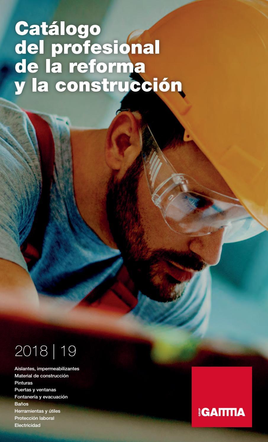 Catálogo profesional Gamma 2018 19 by GRUP GAMMA - issuu c8ceff7a9af5