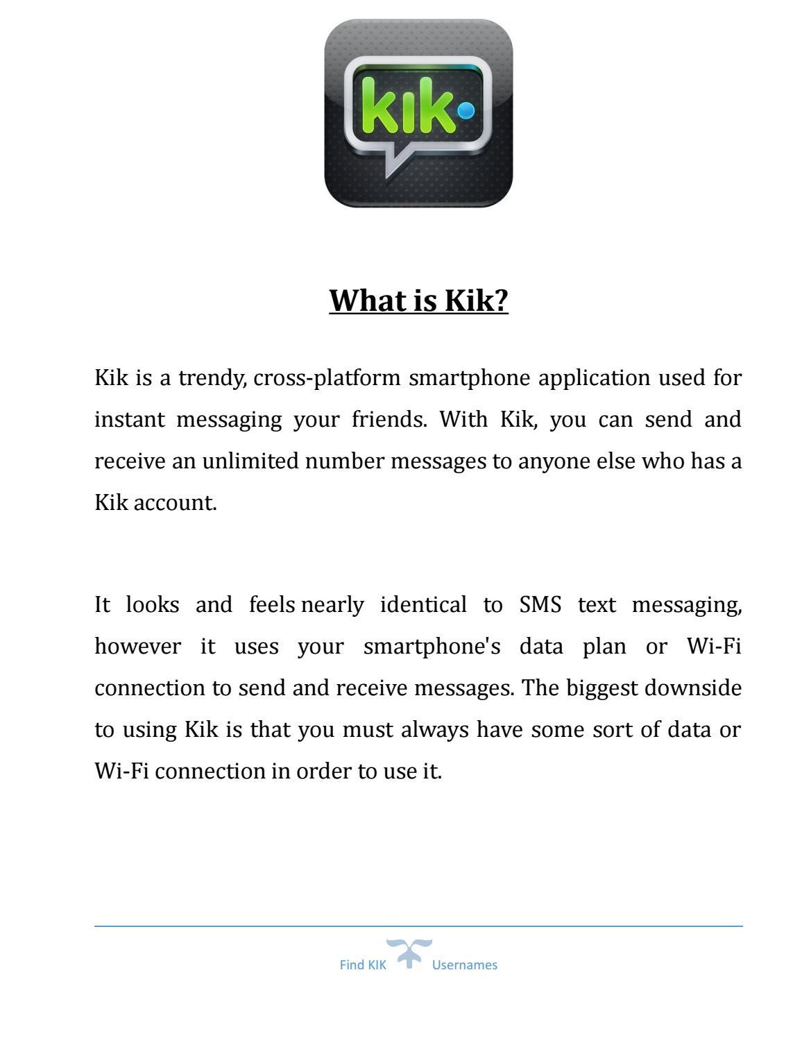 kik usernames by findkikusernames811 - issuu