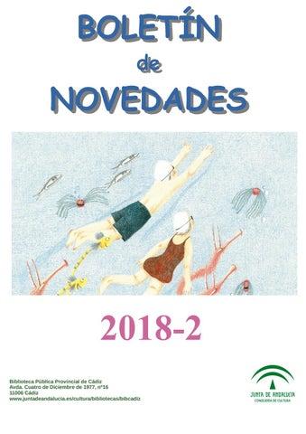 686cf7ed4b Boletín de Novedades 2018-2 by Nidos de lectura - issuu