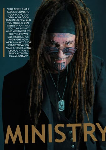 Page 88 of An Interview With The One & Only Al Jourgensen Of Ministry