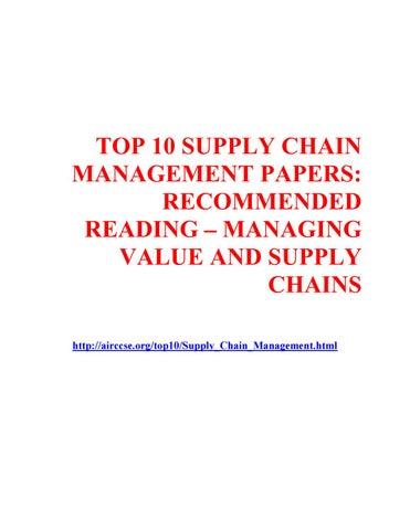 enabling supply chain integration using internet technologies mcivor ronan
