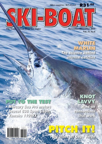 d5d3a47f955 Ski-Boat November 2015 by Angler Publications - issuu