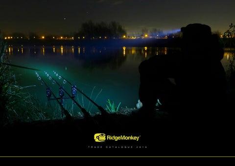 RidgeMonkey Carp Fishing Action Station Base Clamp ONLY