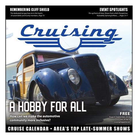 fc601befe23 Cruising Magazine August-September 2018 by outandabout - issuu