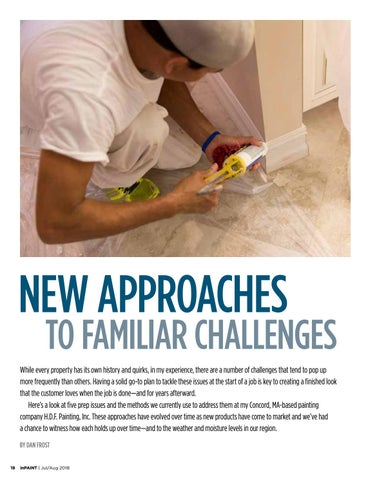 Page 18 of New Approaches to Familiar Challenges