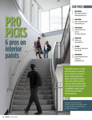 Page 26 of Pro Picks: 6 pros on interior paints