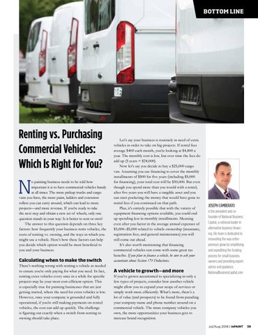 Page 39 of Renting vs. Purchasing Commercial Vehicles