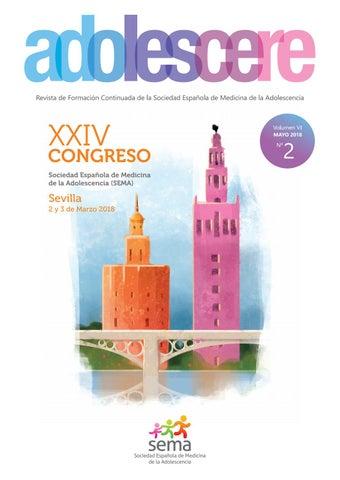 Revista Adolescere Volumen 6 Numero 2 2018 By Sema