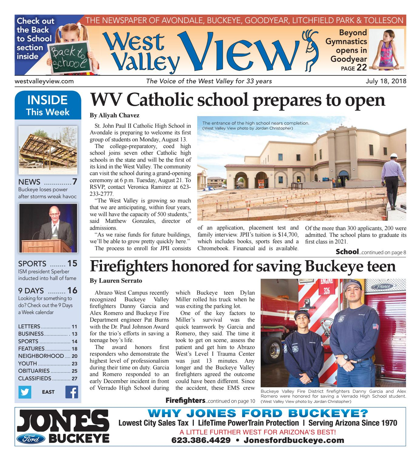 West valley view east july 18 2018 by times media group issuu fandeluxe Images