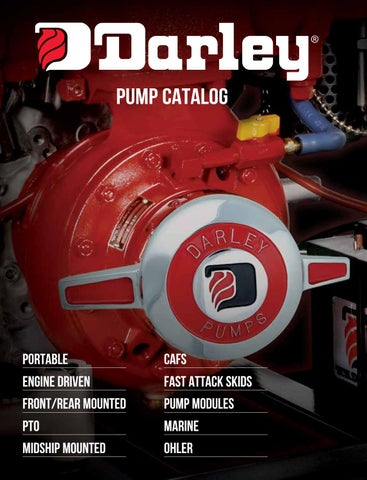 Darley Pump Catalog 2017 by W  S  Darley & Company - issuu