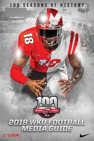 3a1f5f59 2018 WKU Football Media Guide by WKUSports - issuu