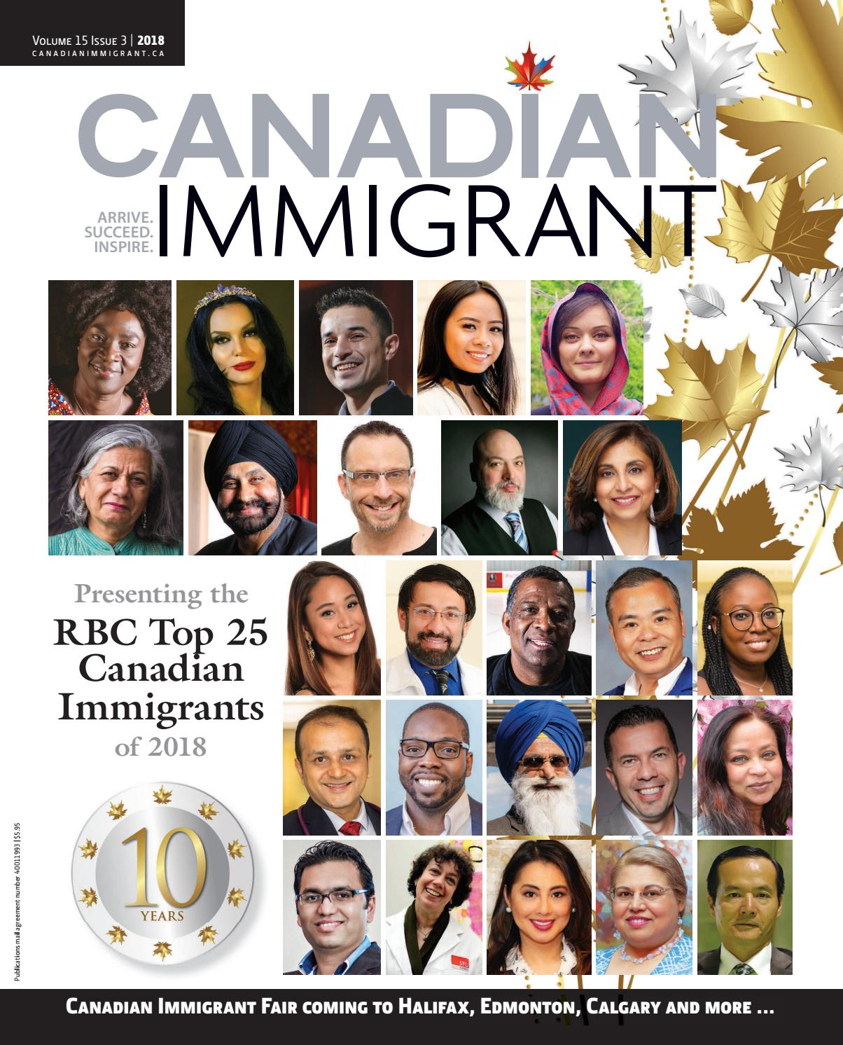 Canadian Immigrant - July 2018 by Canadian Immigrant - issuu