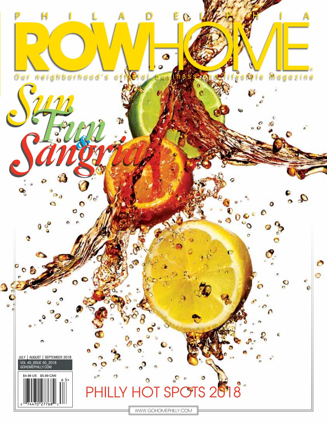 PRH Summer Hot Spots 2018 by Philadelphia RowHome Magazine - issuu 9bad8e4263dd