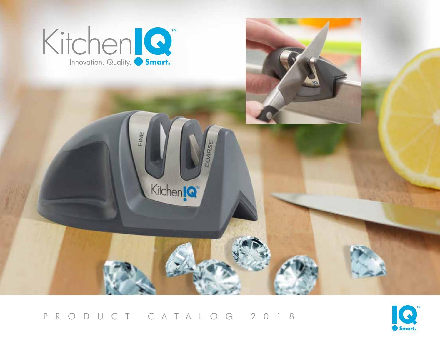 KitchenIQ Deluxe Edge Grip Diamond