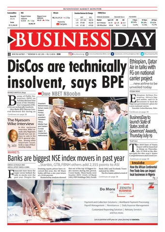 BusinessDay 18 Jul 2018 by BusinessDay - issuu