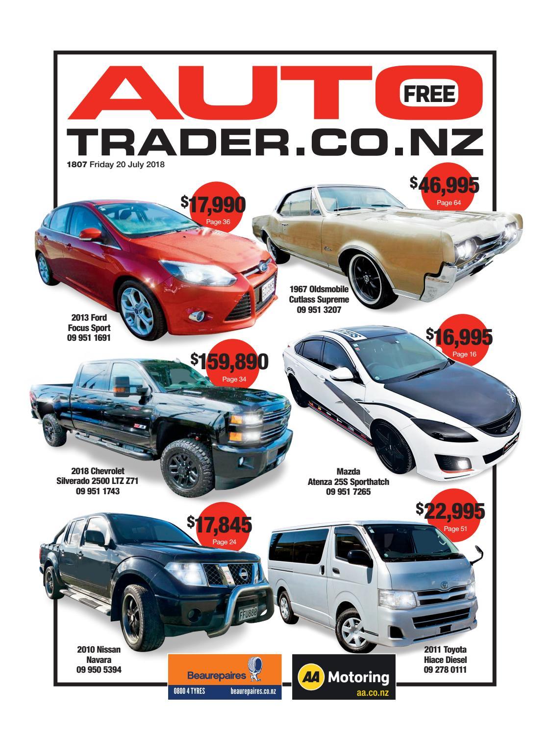 c4aef1a491 Autotrader NZ - Issue 1807 by AutotraderNZ - issuu