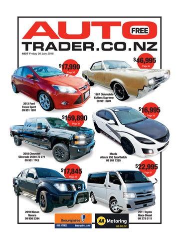 Autotrader NZ Issue 1807 by AutotraderNZ issuu