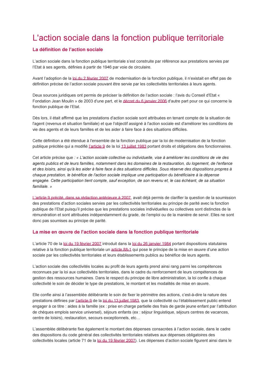 ce0a0de8213 action sociale fonction publique territoriale by GAYRAUD - issuu