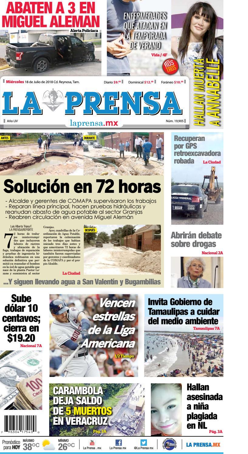 laprensa by La Prensa de Reynosa - issuu